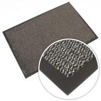 Flecked Carpet Doormat - Steel