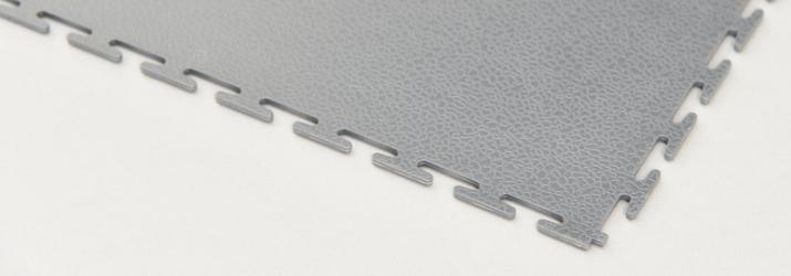 Pardoseli modulare E500/5 dark grey smooth