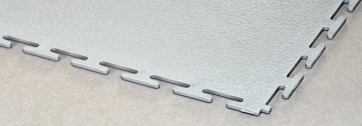 Pardoseli modulare E500/5 light grey smooth