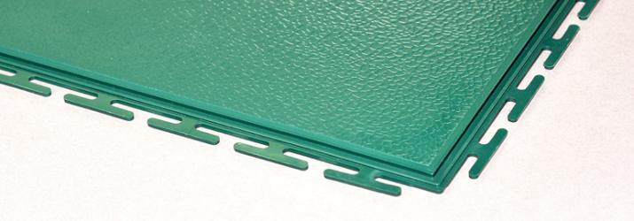 Pardoseli modulare E500/6 green smooth