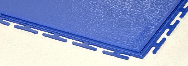 Pardoseli modulare E500/6 dark blue smooth