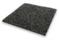 Needlepunch polypropylene Charcoal Mat