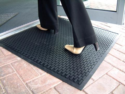 Rubber Doormat